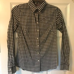 JCrew Non Iron Button Down